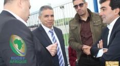 Mostafa Jelti : «Le rugby algérien remplit presque tous les critères»