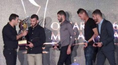 Oscars Maracana : Sayoud meilleur joueur de la saison 2015-2016