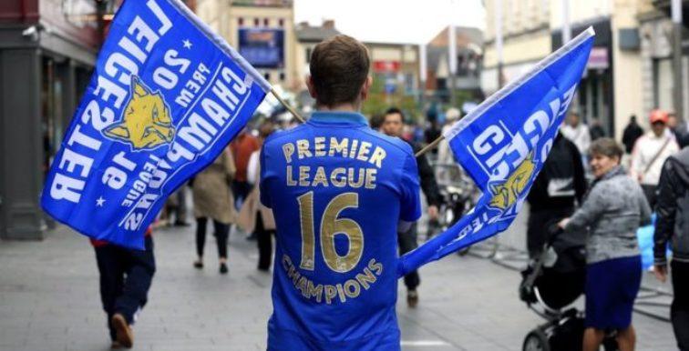 Leicester : le président régale 60 supporters !