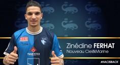 Mercato : Zinedine Ferhat débarque au Havre !