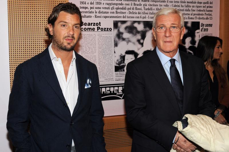 Davide et Marcello Lippi