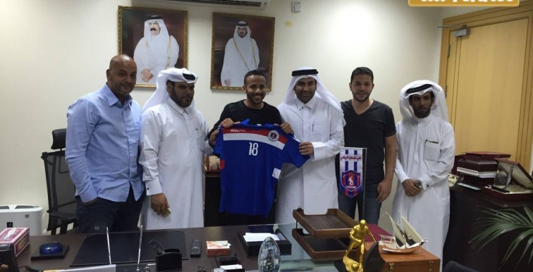 Mercato : Khaled Gourmi 2 ans à Achahania ( Officiel )