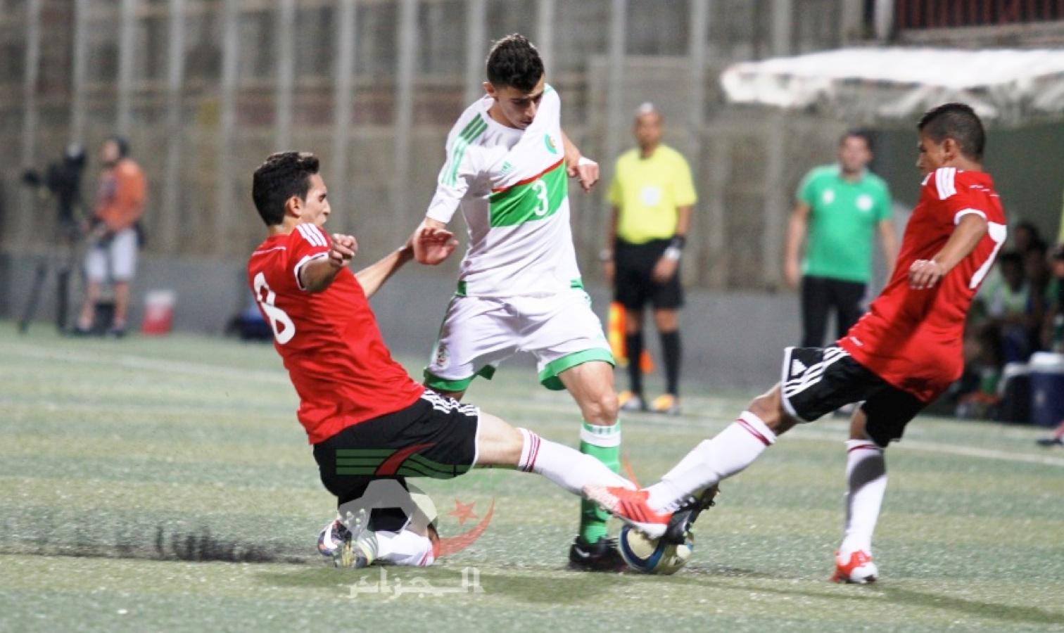 U17 algerie lybie