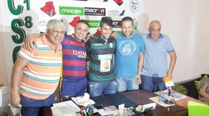 CS Constantine : Belkheir signe pour 2 saisons