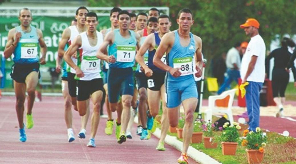 athlétisme jeunes algerie