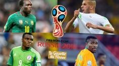 Un avant goût de Mondial pour l'Algérie !