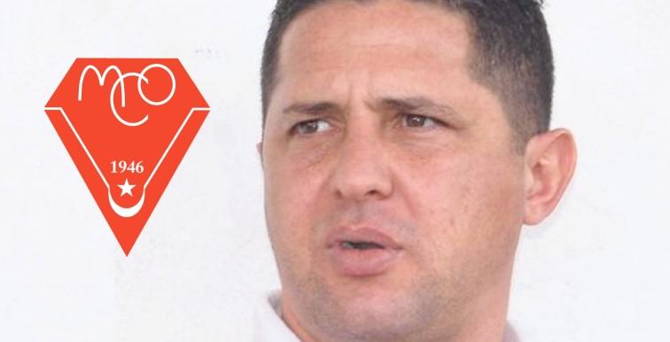 MCO : Omar Belatoui nouvel entraineur du club !