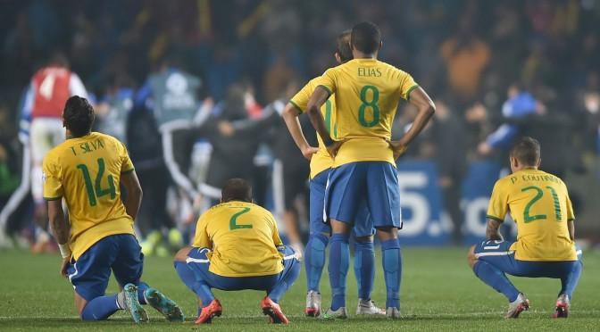 Copa America 2016 : Le Brésil déjà éliminé !
