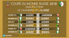 Mondial 2018 – Groupe B : le programme des matchs
