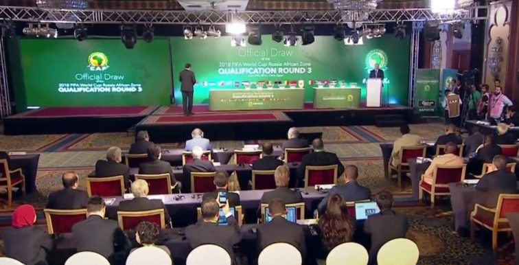 CAF : Tirage au sort des 1/4 de finale le 3 septembre au Caire