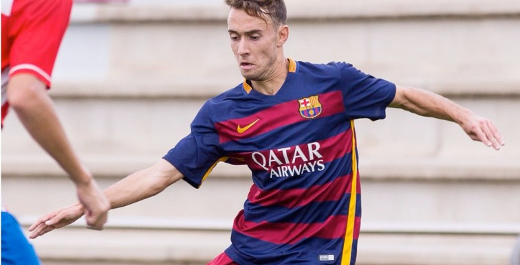 FC Barcelone : Théo Chendri non conservé