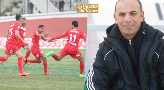 CRB: Foued Bouali limogé !