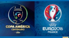 Euro 2016 et Copa America : le programme des matchs de dimanche