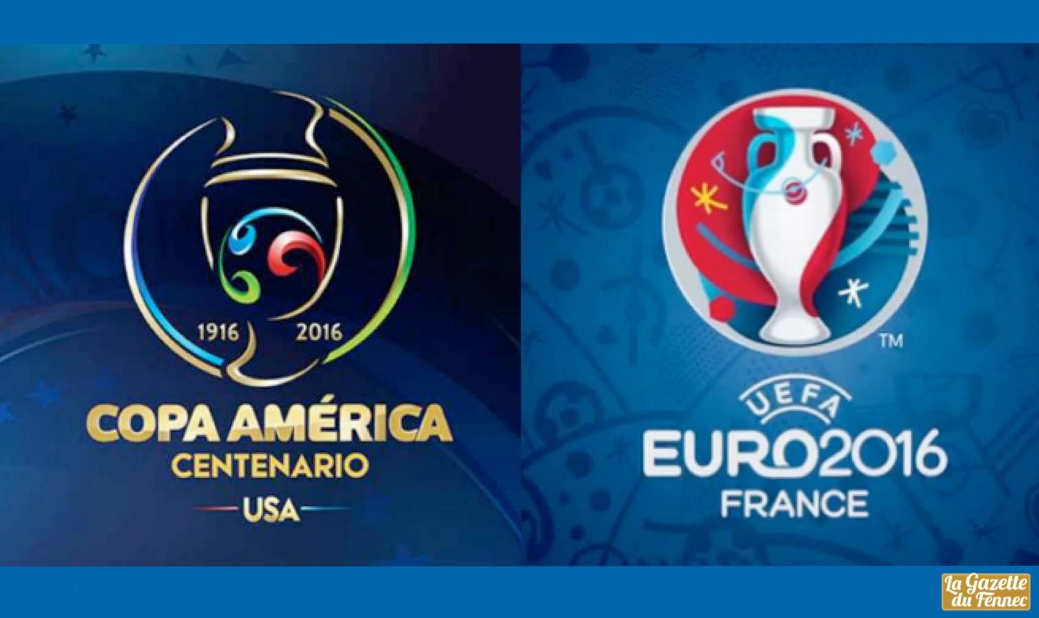 euro et copa america 2016 tv