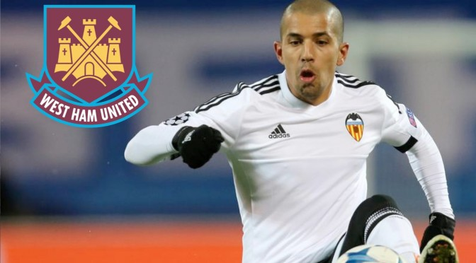 Mercato : Signature imminente pour Feghouli à West Ham !
