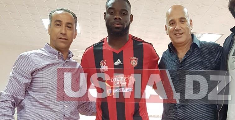 Mercato : Ghislain Guessan rejoint l'USM Alger !