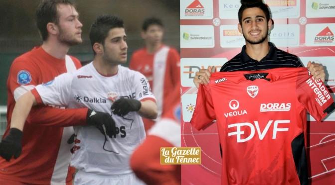 Ligue 1 : l'espoir Rezki Hamroune quitte Dijon