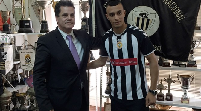 Mercato : Hamzaoui signe 2 ans au Nacional Madeira