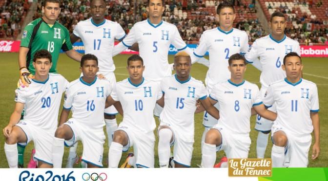 JO 2016 : le Honduras s'incline face à la Colombie (0-2)