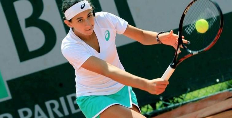 Tennis : Inès Ibbou qualifiée au 2ème tour !