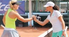Tennis : Ibbou éliminée en quart de finale en double à Roland Garros