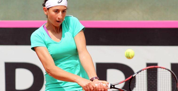Tennis : Inès Ibbou au 637e rang mondial