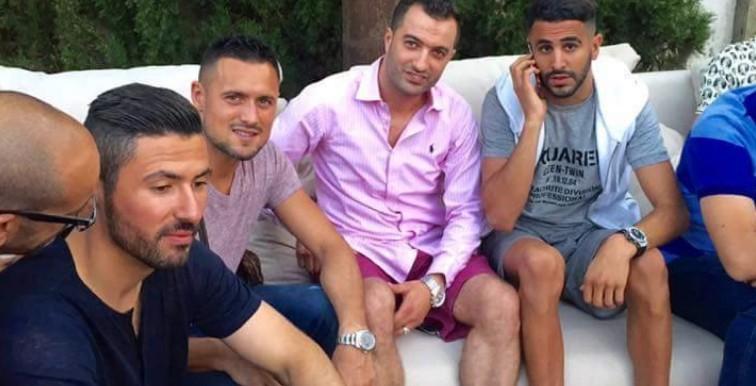 Mahrez invité par La Radieuse à Oran