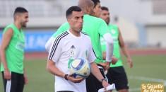 Mansouri et Neghiz resteront dans le staff de Rajevac