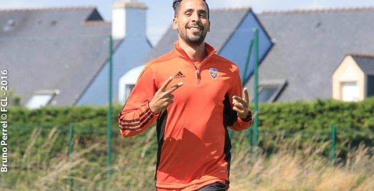 Lorient : Walid Mesloub fait sa rentrée !