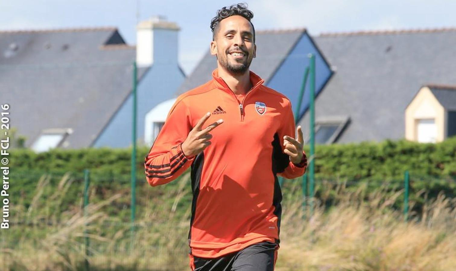 mesloub reprise avec Lorient