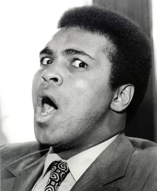 mohamed ali legende
