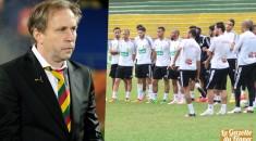 Rajevac : «L'objectif principal c'est la qualification au Mondial !»