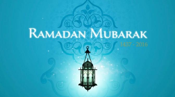 Saha Ramdankoum – رمضان مبارك