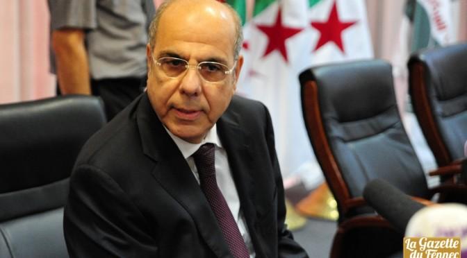 FAF : le communiqué cinglant du président Raouraoua
