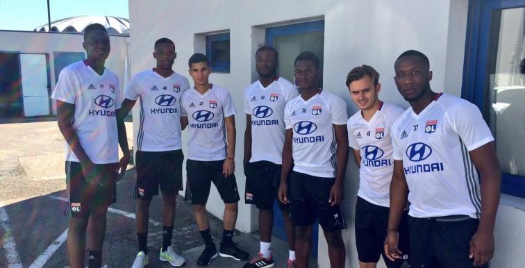 Lyon : reprise des entrainements sans Rachid Ghezzal