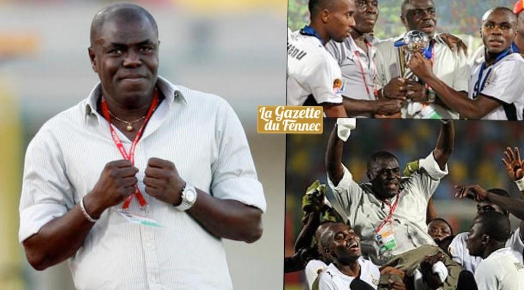 sellas tetteh coach ghana U20