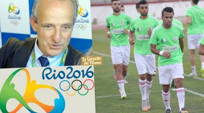U23 : La liste des 18 pour Rio connue !