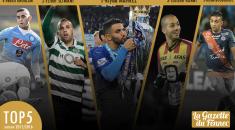 Focus Fennec : TOP 5 des meilleurs joueurs de la saison