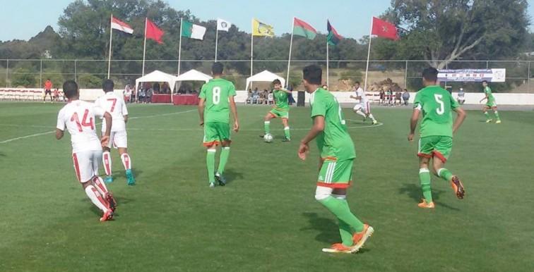 U20 : l'Algérie s'impose 1-0 face à la Tunisie