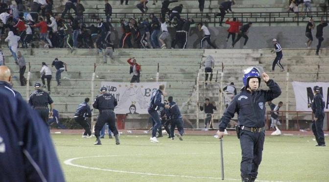 Ligue 1 : MO Bejaia – O. Médéa reporté en raisons des violences