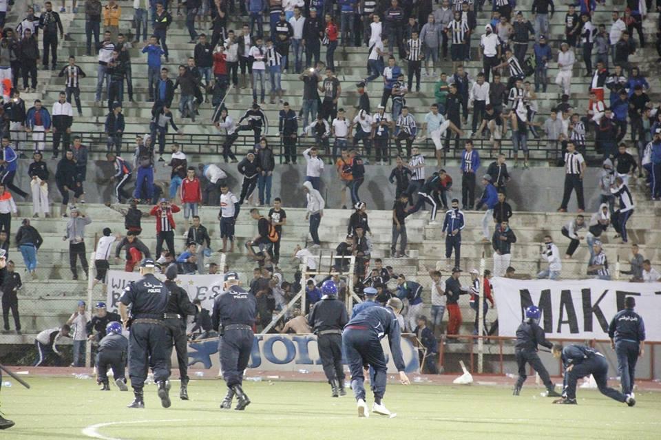 violence supporters Sétif 8 mai 45