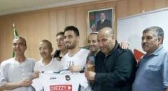 Mercato : le défenseur Ziti de retour à l'ES Sétif