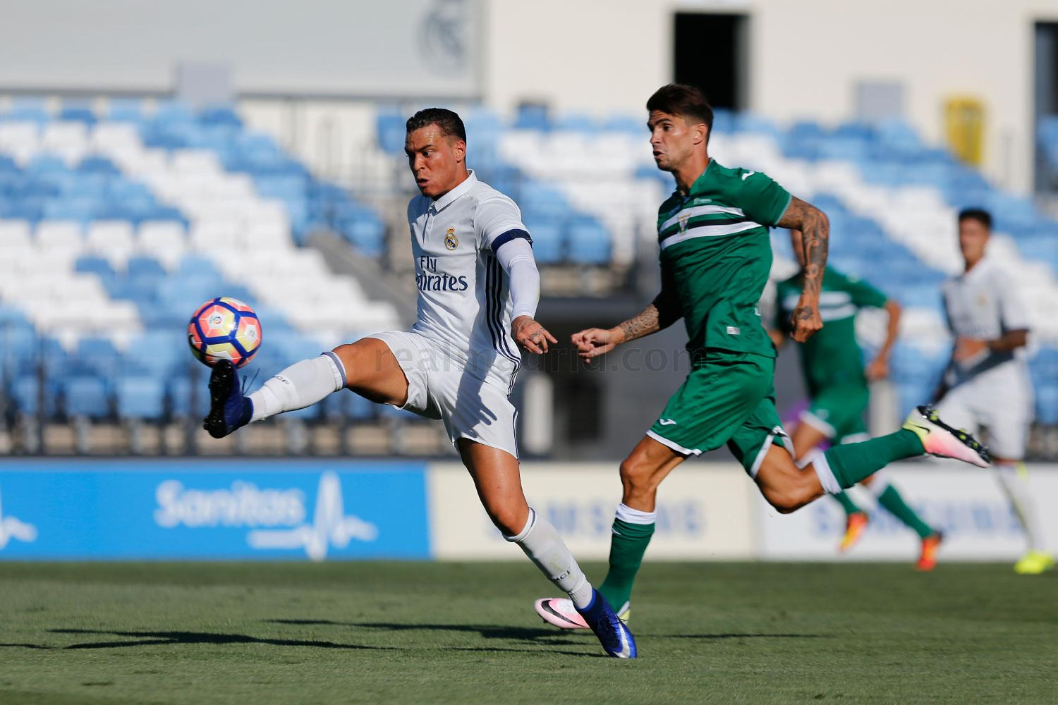MEdjani Leganes Real Madrid B