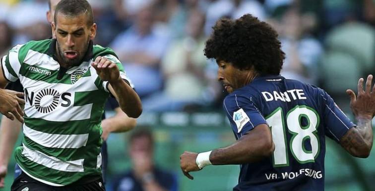 Dante : «Slimani est un joueur pour un club d'une plus grande envergure»