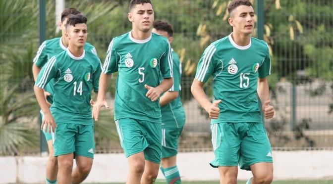 U17 : Algérie-Gabon fixé le 7 août au stade du 20-août à Alger