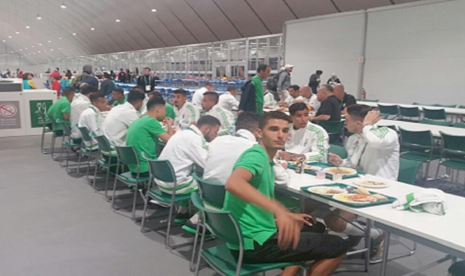 U23 village olympique Rio