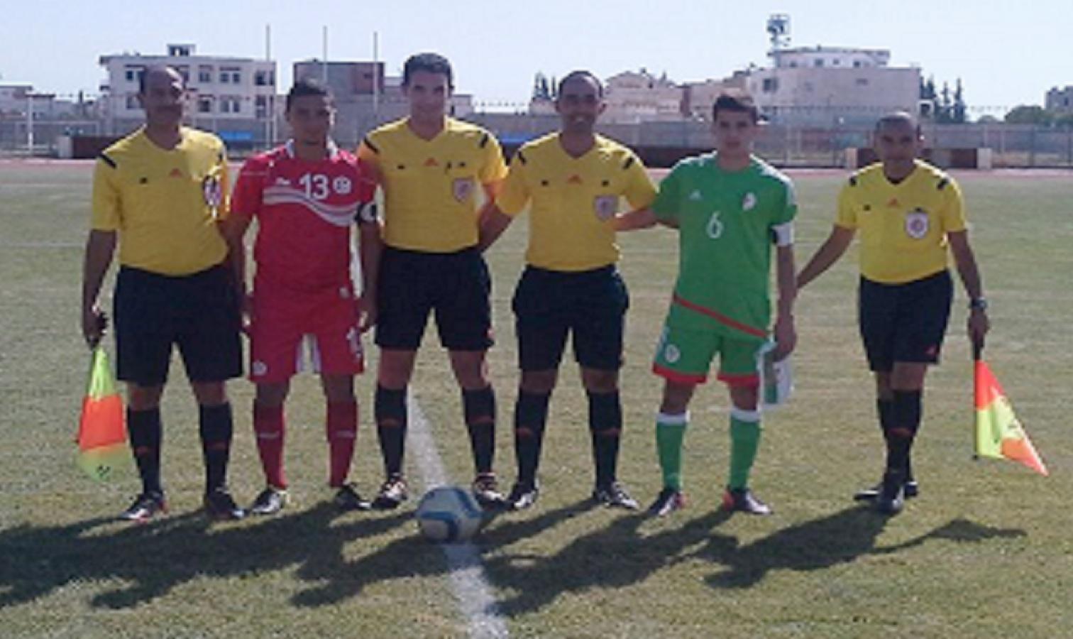 algerie tunisie U17