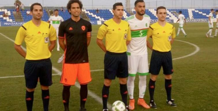 U23 : Algérie-Granada CF ce samedi à 11h00
