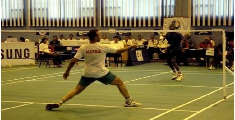 Badminton : Médaille d'argent pour l'Algérie