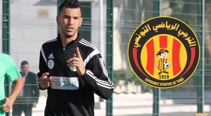 Mercato : Belkaroui rejoint finalement l'ES Tunis !